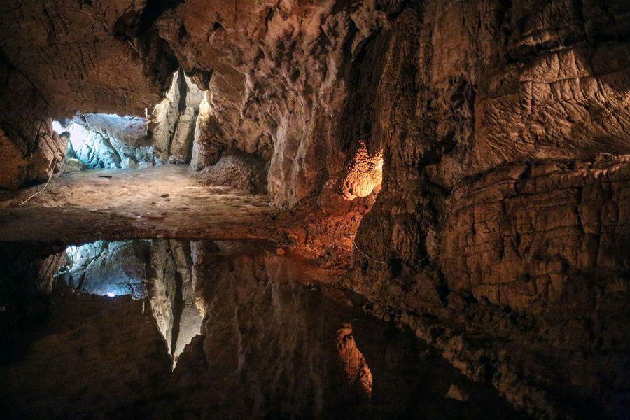 Фотография Воронцовские пещеры