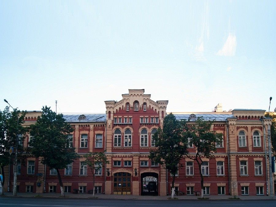 Воронежский областной краеведческий музей фото