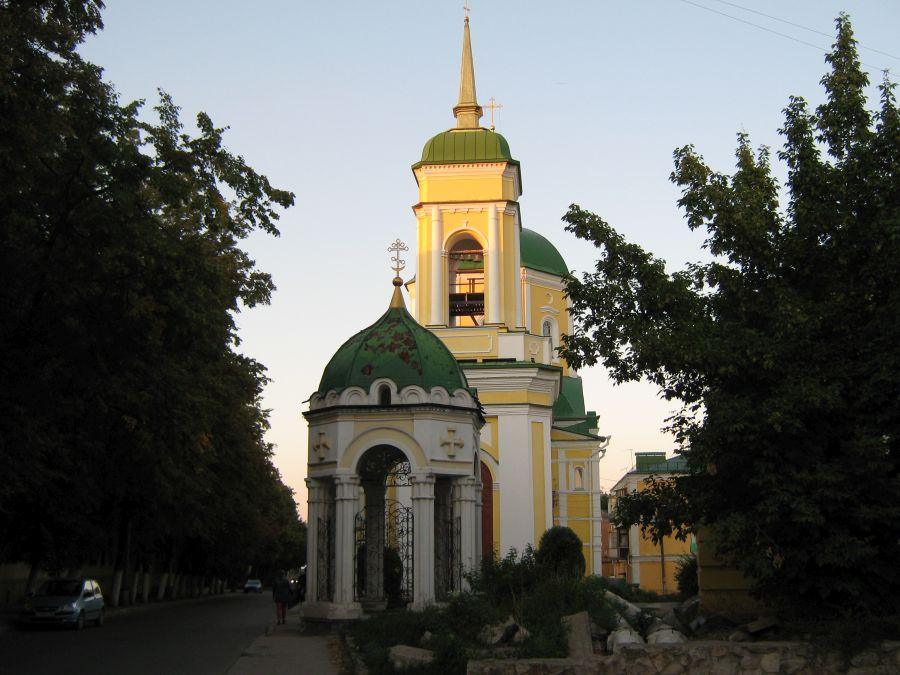 Воскресенская церковь фото