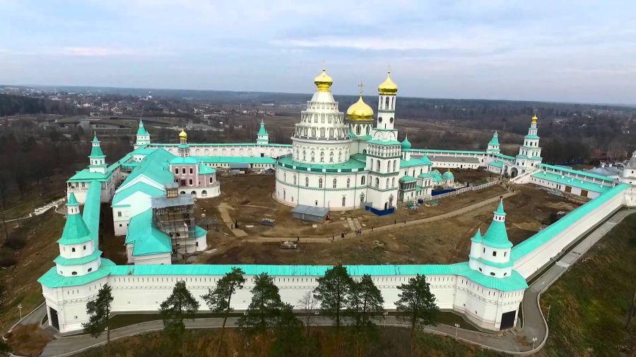 Фотография Воскресенский Новоиерусалимский монастырь