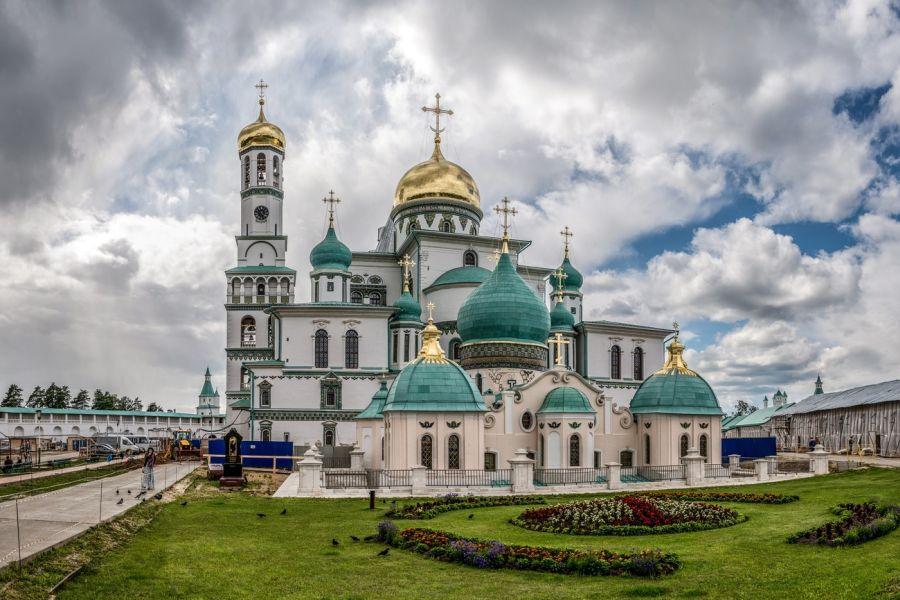 Воскресенский Новоиерусалимский монастырь фото
