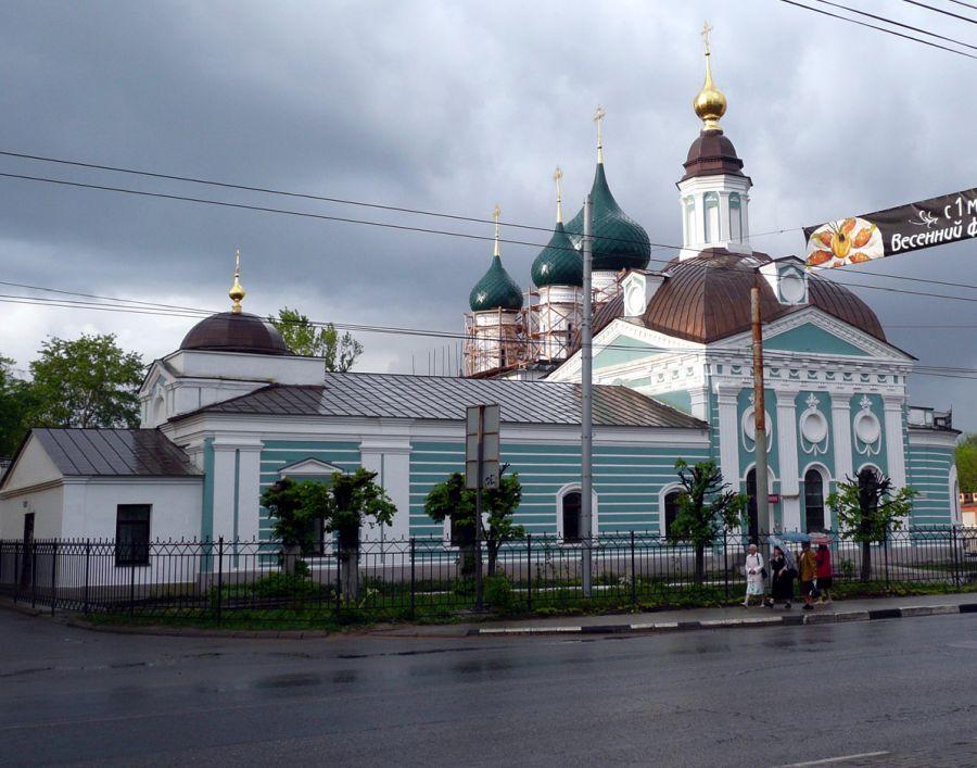 Церковь Вознесения Господня (Вознесенско-Сретенский приход) фото