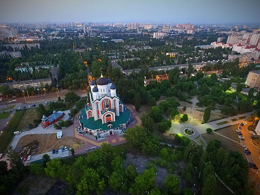 Фотография Всехсвятская церковь