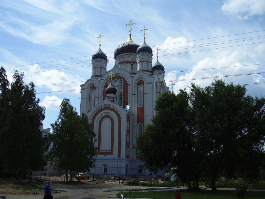 Всехсвятская церковь фото