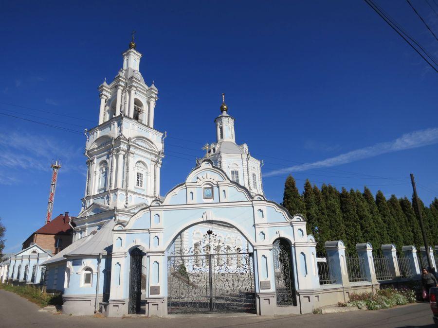Введенская церковь фото