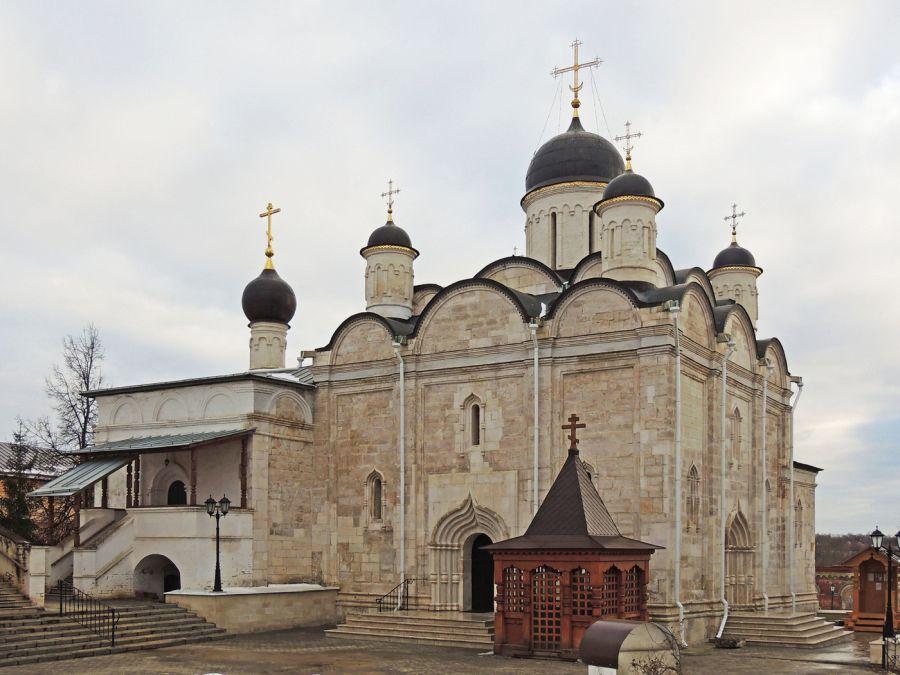 Фотография Введенский Владычный монастырь