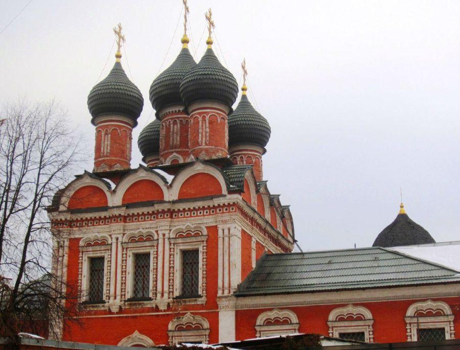 Фотография Высоко-Петровский монастырь