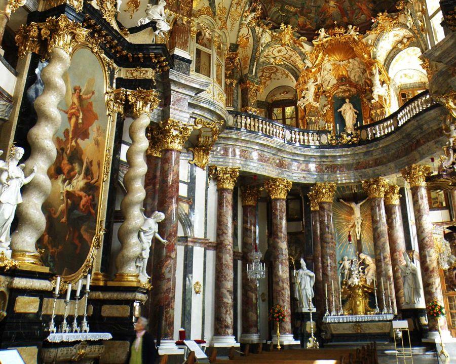 Фотография Вюрцбургская резиденция