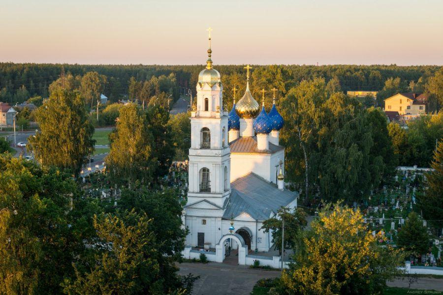 Фотография Яковлевско-Благовещенский храм