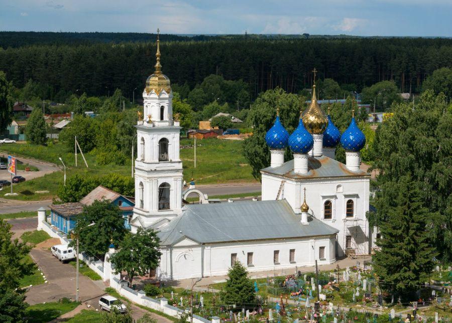 Яковлевско-Благовещенский храм фото
