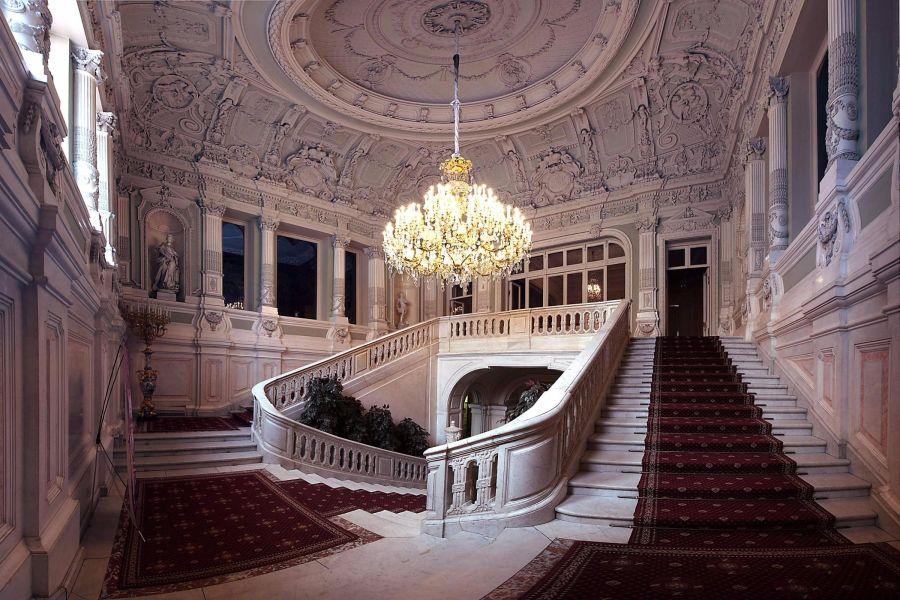 Юсуповский дворец на Мойке фото