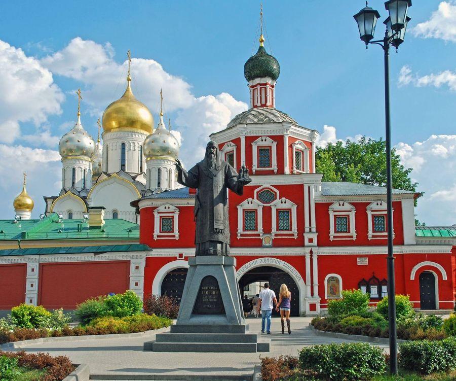 Фотография Зачатьевский монастырь