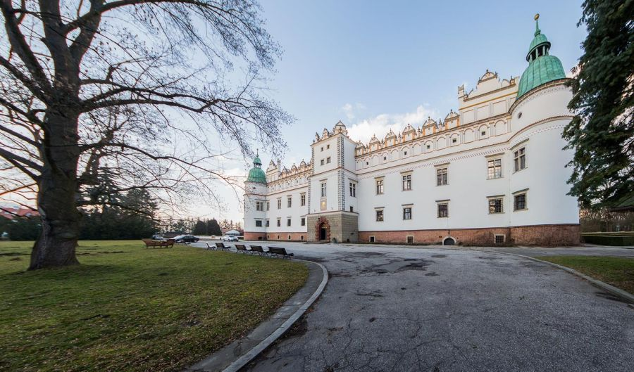 Фотография Замок Баранув Сандомерский