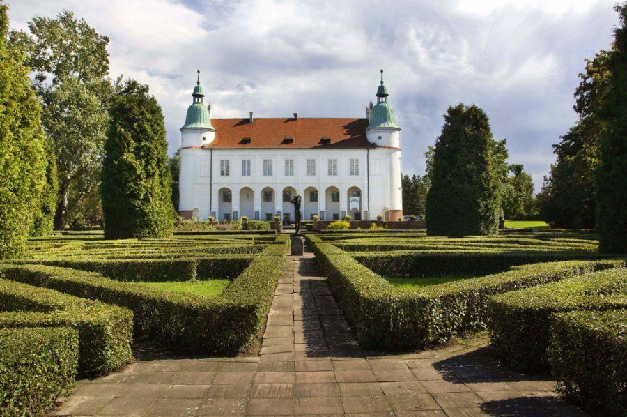 Замок Баранув Сандомерский фото