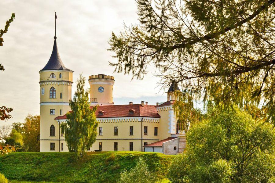 Замок Бип фото