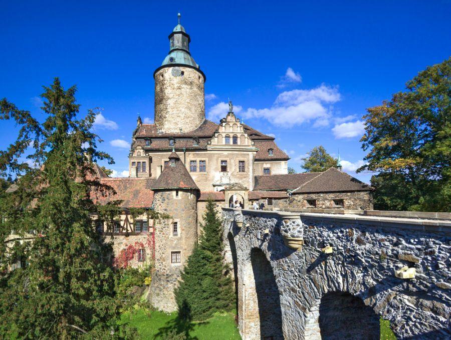 Замок Чоха фото