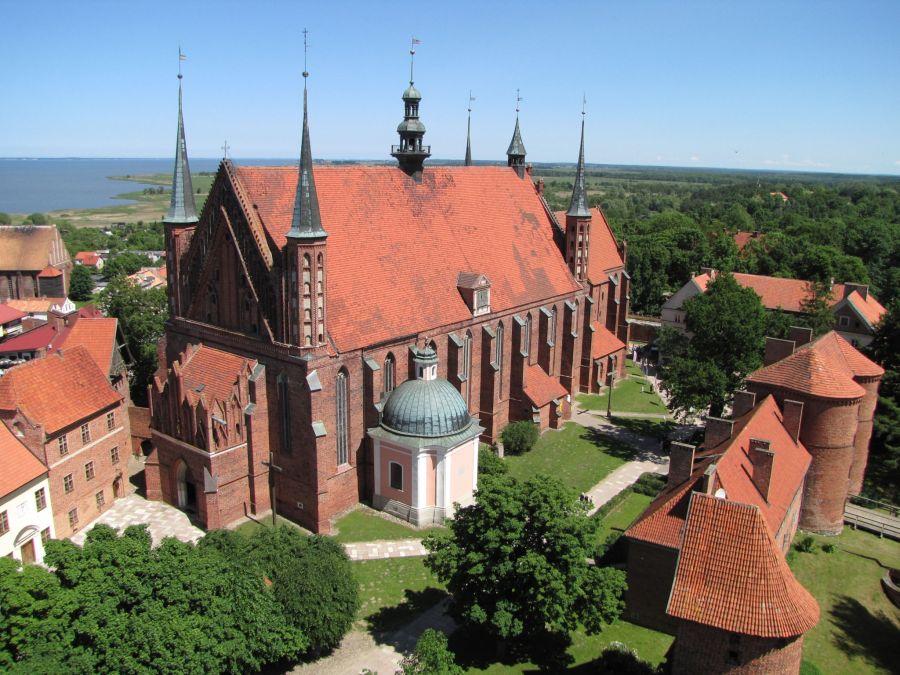 Замок Фромборк фото
