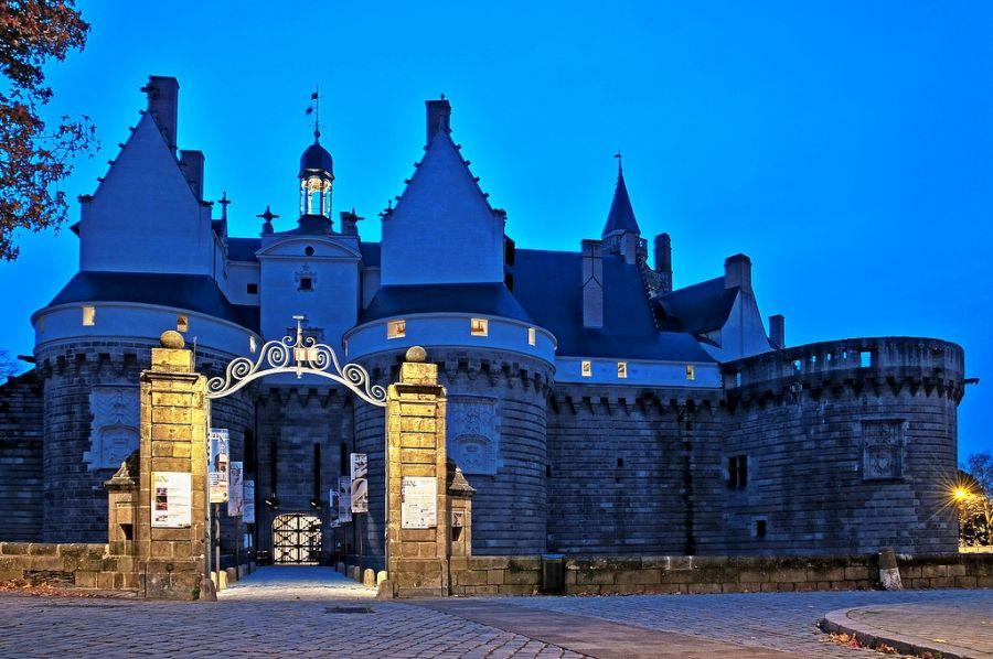 Фотография Замок герцогов Бретонских