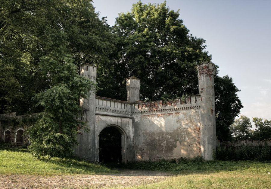 Замок Гердауэн фото