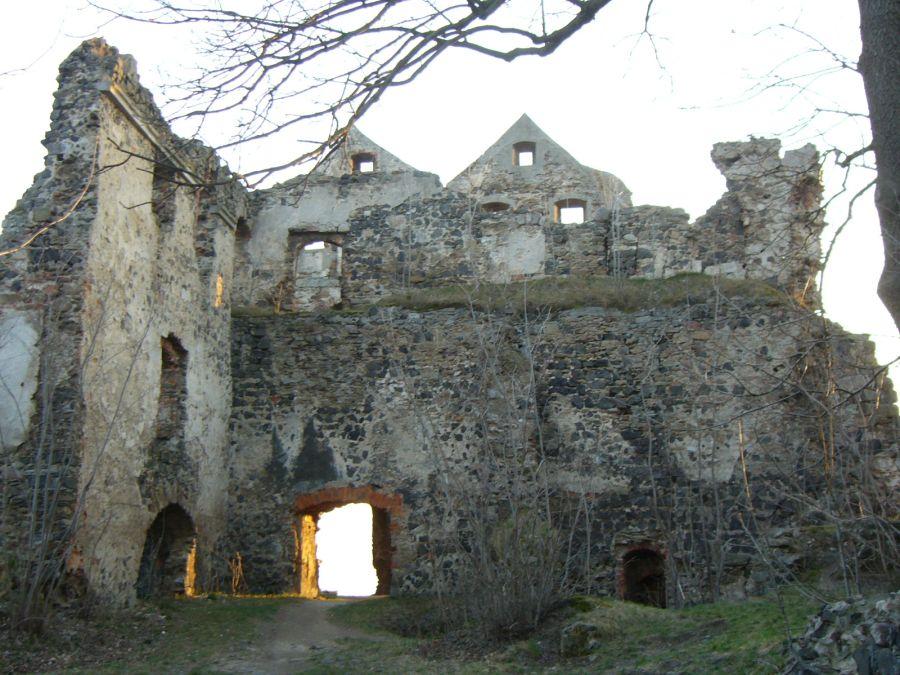 Замок Гриф фото