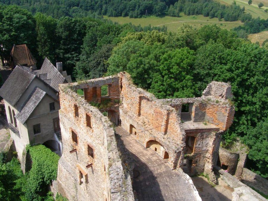 Замок Гродно фото