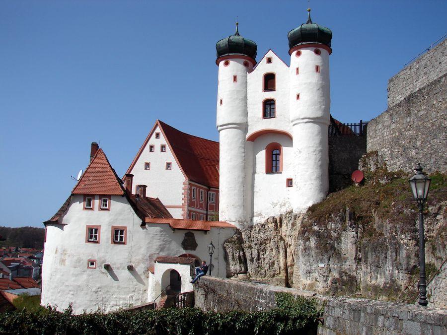 Замок Парсберг фото