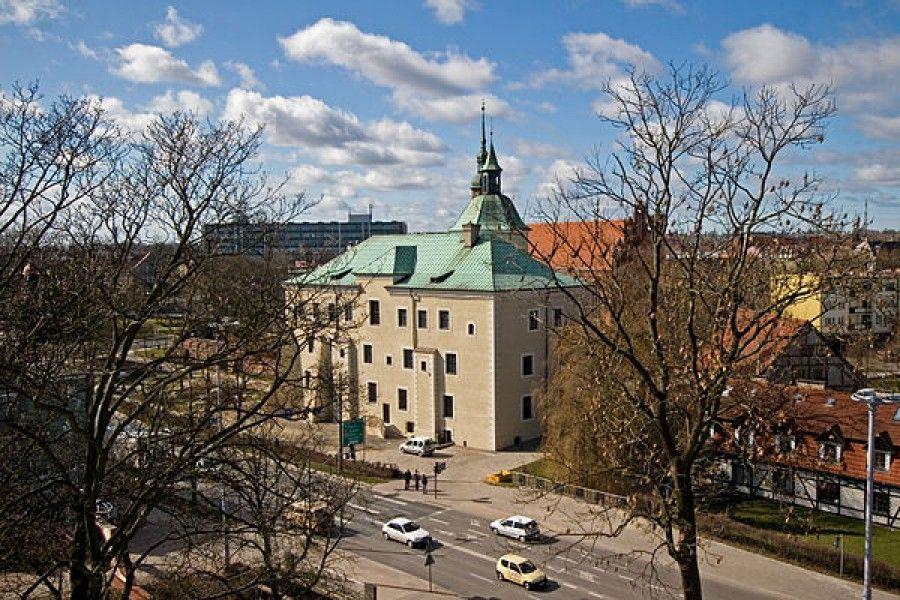 Замок померанских герцогов фото