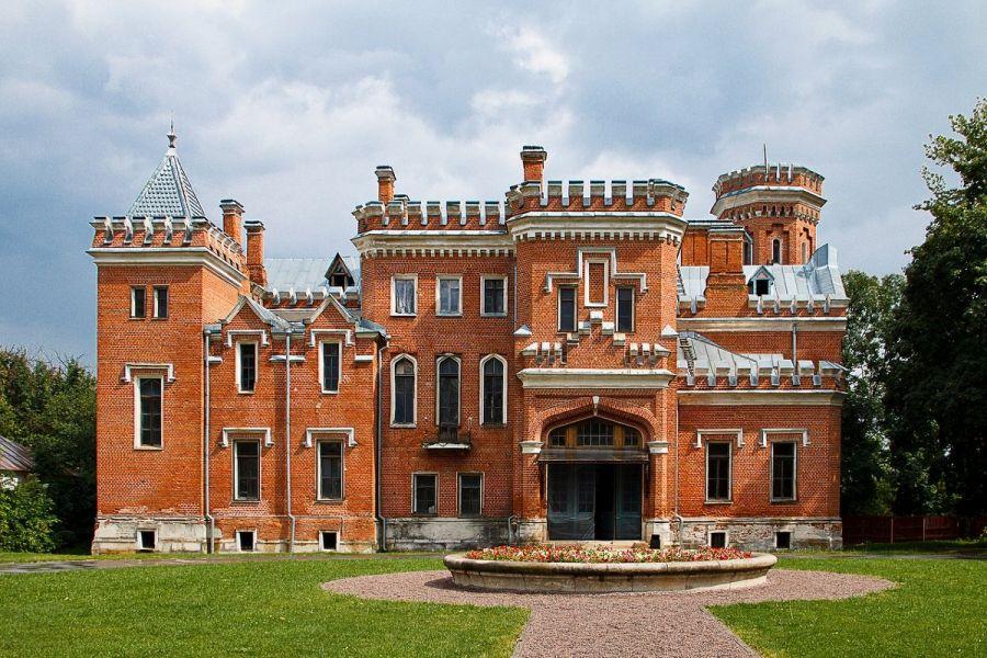 Замок принцессы Ольденбургской фото