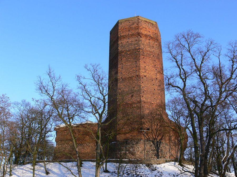 Замок в Крушвице фото