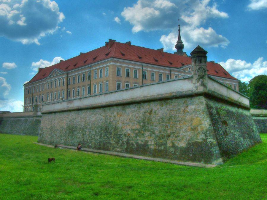 Жешувский замок фото