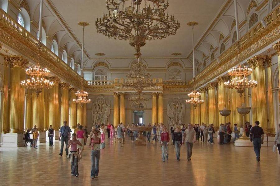 Фотография Зимний дворец