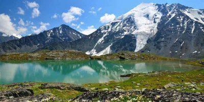 12 места силы россия Гора Белуха на Алтае