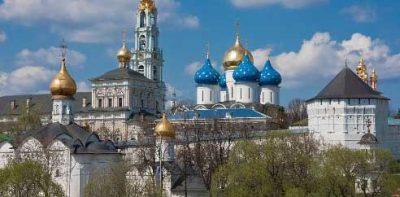 7 места силы россия Троице-Сергиева Лавра