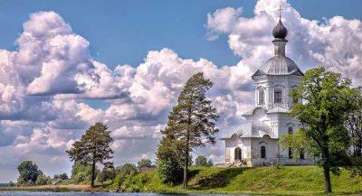9 места силы россия Валаам