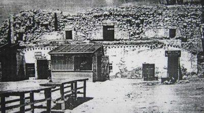 Белогорск Каменный двор «Таш-Хан»
