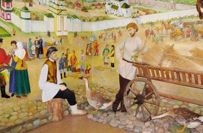 Детский музейный центр «Суздаль 100 лет назад»