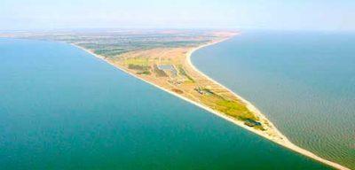 Ейск, Азовское море