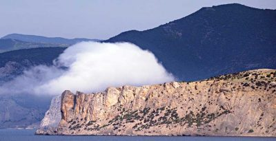 Гора и урочище Алчак-Кая