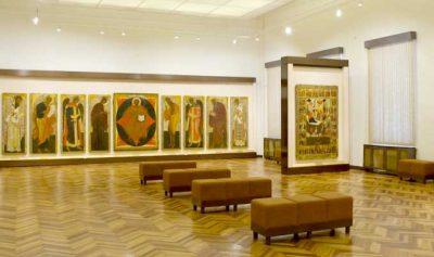 исторические экспозиции в здании Присутственных мест