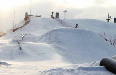 Кант горнолыжный курорт