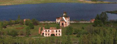 карелия Ионо-Яшезерский монастырь