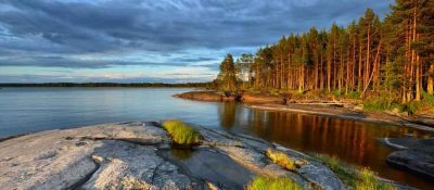 карелия Ладожское и Онежское озеро