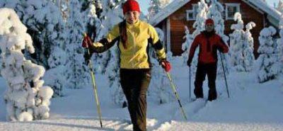 карелия Лыжные прогулки