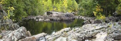 карелия Марциальные воды