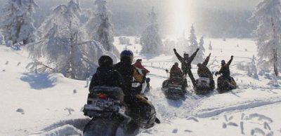 карелия Снегоходы