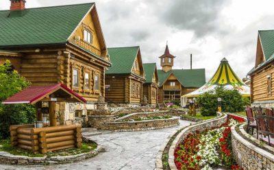 Музей этнографии «Туган Авылым»
