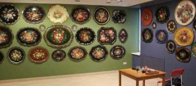 Музей Жостовской фабрики декоративной росписи (Жостово)