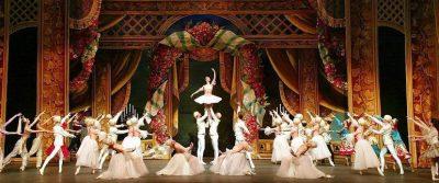 петербург театр щелкунчик зимой