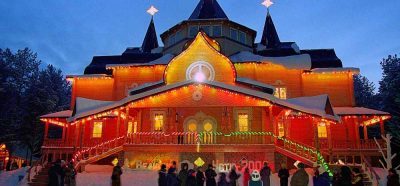 1 Вологодская область вотчина Деда Мороза в Великом Устюге