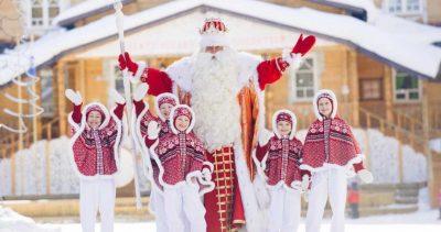 11 Вотчины и усадьбы Деда Мороза в других городах России